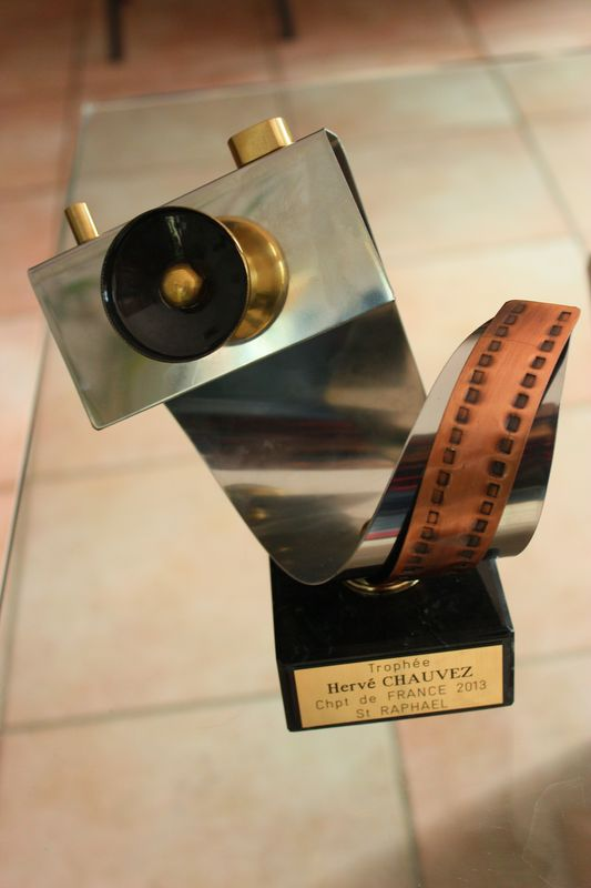 Le prix Hervé Chauvez obtenu par François-Pierre Langlois